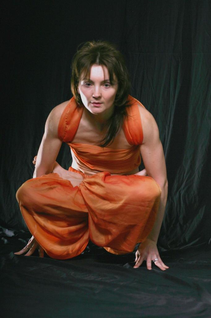 Утренняя йога для женщин